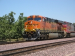 BNSF 7206 East